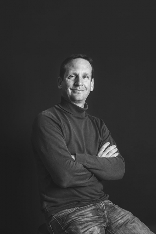 photographe dirigeant, chef d'entreprise Gedis Nord Est