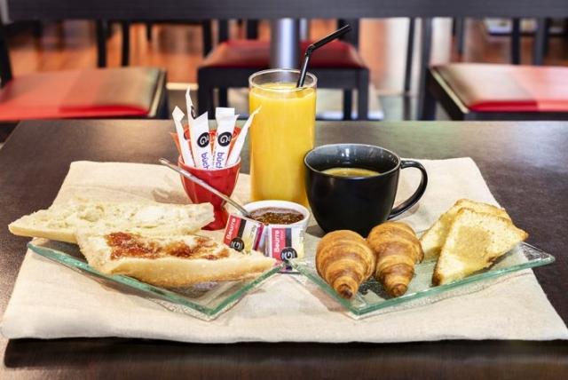 photographie produit de boulangerie, petit déjeuné complet à reims