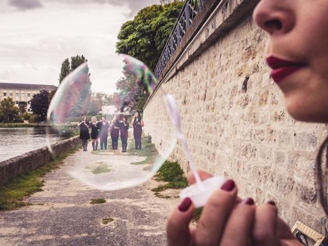 photographe evjf soissons dans ma bulle
