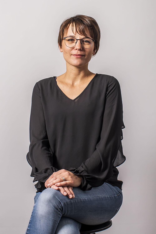 photographe portrait femme entreprise à reims