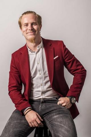 photographe portrait homme entreprise à reims
