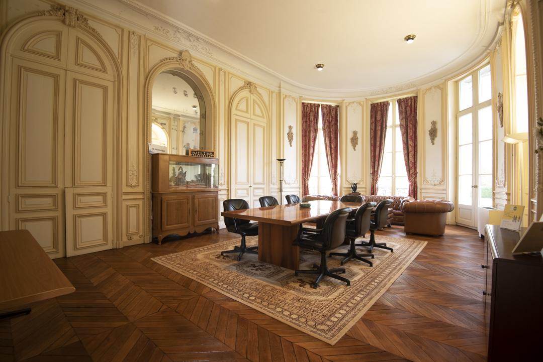 photographe immobilier luxe maison de champagne reims