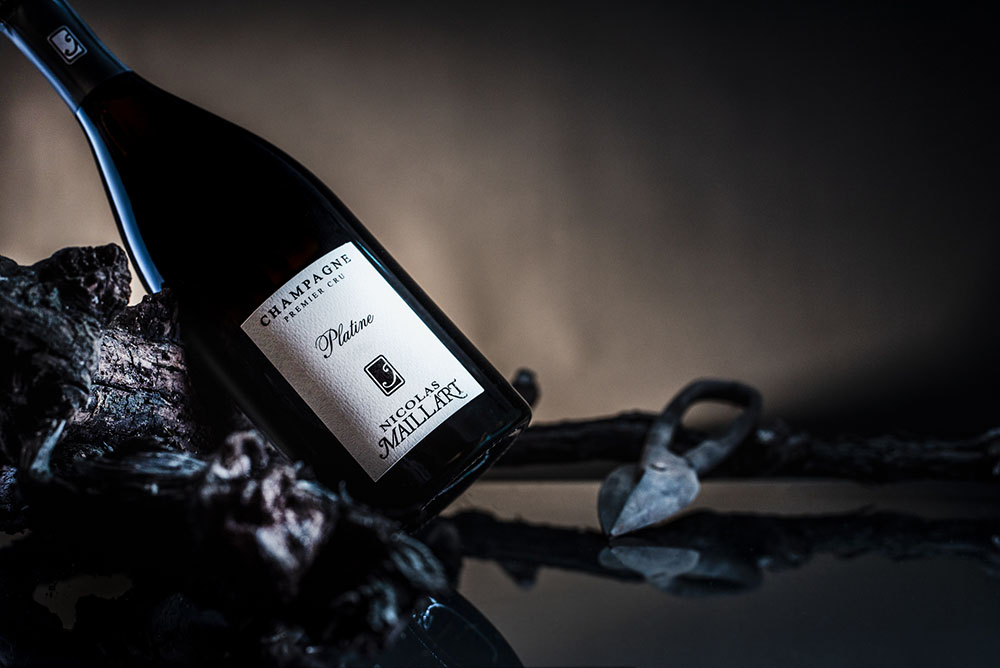 photographe packshot champagne reims